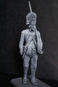 7th Regiment of Foot 200mm - SALE